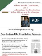 PC 2 Impeachment Nixon Student Program