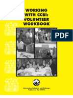 Peace Corps Working with CCBI