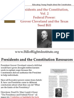 PC 2 Federal Power-Cleveland and Texas Seed Bill-Student Program