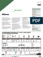 Dse8610 Data Sheet