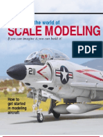 Welcome to the World Os Scale Modeling