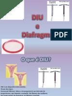 DIU e Diafragma