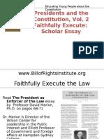 PC 2 Enforcer-Scholar Essay-Student Program