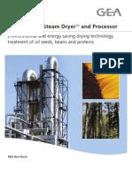 Super Heated Steam Dryer Processor 3