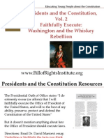 PC 2 Enforcer-Washington and Whiskey Rebellion-Student Program