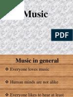 Music Formal Presentation