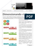 IBERGROUP Newsletter Dec2008