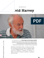 Entrevista Com David Harvey