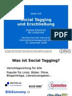 Social Tagging und Erschließung