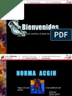 Normas Acgih Expo