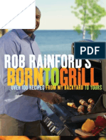 Born to Grill by Rob Rainford
