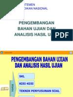Pengembangan_bahan _ujian Dan Evaluasi