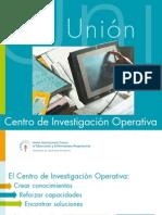 Centre de Investigacion Operativa La Union