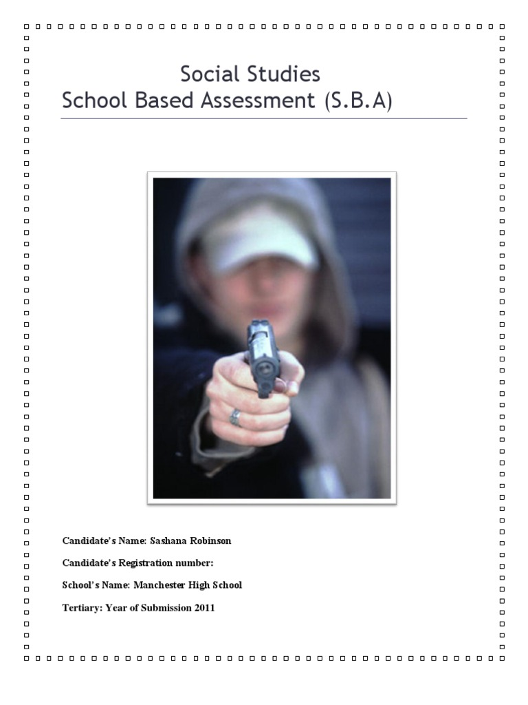 social studies sba teenage violence task This document provides an overview of science-based approaches (sba) studies) science-based approaches task for a state teen pregnancy prevention.