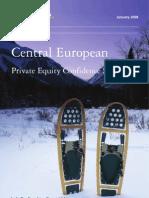 Deloitte - CEE PE Survey 2008
