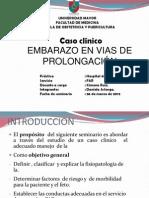 caso EVP 2012