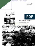 Essar Steel Ltd 2010