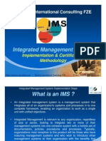 Integrated Management System IMS - Implementation Methodology - UAE