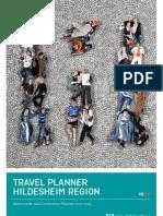 Travel Planer Region Hildesheim 2012/2013