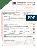 MA State Tax Form