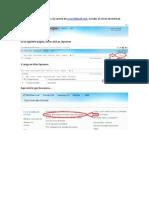 Cambio de contraseña en Hotmail