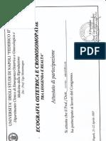 Luigi Langella Ginecologo cromosopatie