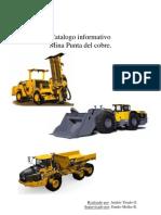 Catalogo Informativo de Equipos