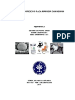 Cryptosporidiosis pada Manusia dan Hewan (Cryptosporidiosis in Humans and Animals)