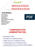 Compensation Administration