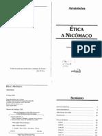 ÉTICA NIC -livro V- Trad. Edson Bini