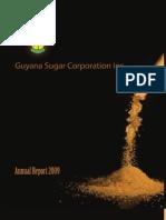 GuySuCo 2009 Annual Report