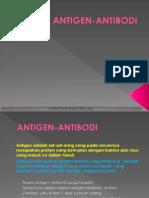 Antigen Antibodi
