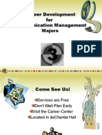 Communication Management Major