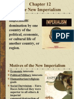 Chapter 12 Imperialism