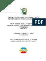 Plan Para El Desarrolo Agropecuario Del Valle Del Cauca