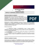 Historia Del Derecho- Capitulo V