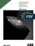 Manual Instalacion Abb Sace e Max 2500 A