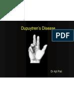 Dupuytrens Disease