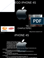 iPhone 4s Ya Llego