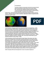 Studi Penentuan Model Geoid Bumi
