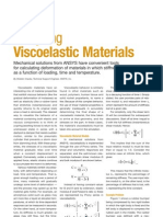 AA V2 I4 Analyzing Viscoelastic Materials