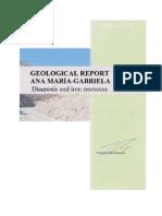 Geologic Report AMG