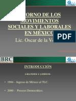 Nombre sindicatos mexicanos