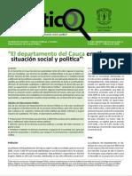 Boletin Observatorio Politico