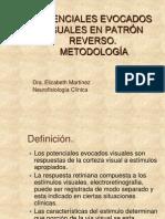 POTENCIALES EVOCADOS VISUALES EN PATRÓN REVERSO