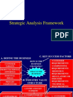 Strategic Analysis Framework