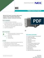 Datasheet NC2000C Uk