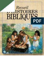 Recueil d'histoires bibliques