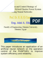Paper Study the Operation of Wind/Photovoltaic