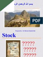 Stocks Exchang